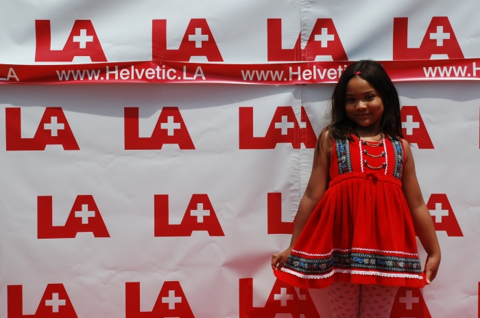 Leilani, Auslandschweizerin, Los Angeles, CA